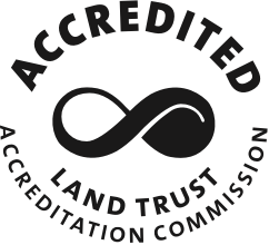 Accredited Land Trust from the Accreditation Commission