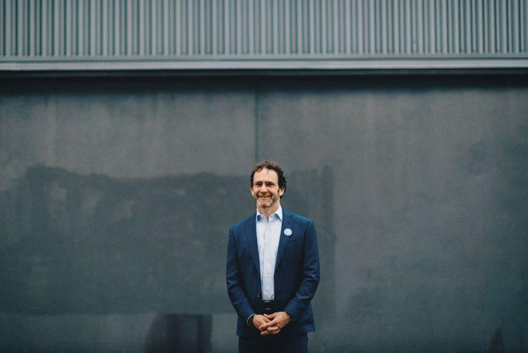 Board President spotlight: Mark Kantor