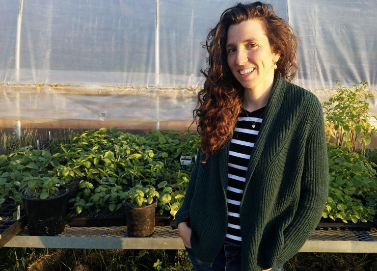 Staff Spotlight: Lily Gottlieb-McHale, Farm to Farmer & Working Farmland Partnership Coordinator