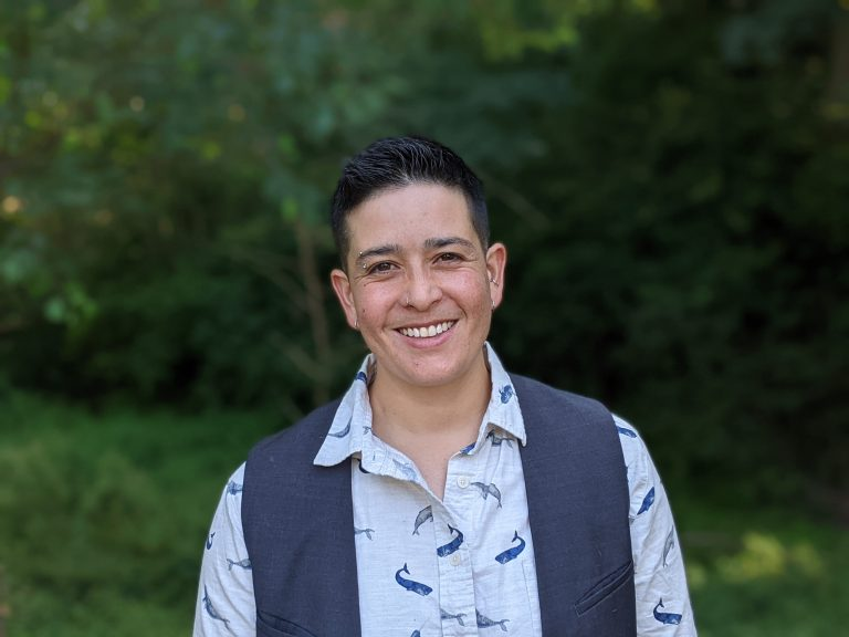 Staff Spotlight: Nayla Jiménez-Cabezas, Program Associate